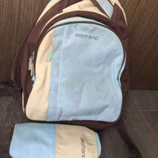 Allerhand backpack