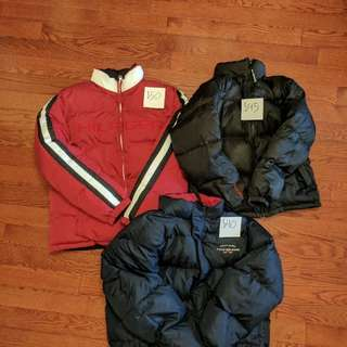 Tommy and Polo Jeans Jackets