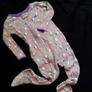 Carter frog suit