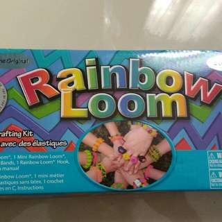 🚚 美國彩虹編織器