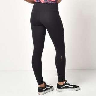 BNWT Bench Thick Workout Black Leggings