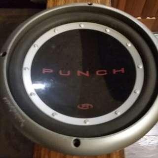 RockFordfosgate audio driver subwoofer