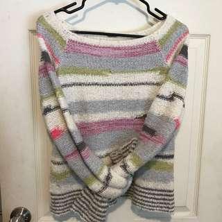 Free People Wool Sweater