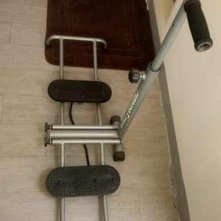 大腿肌、臀肌 訓練 方便收納