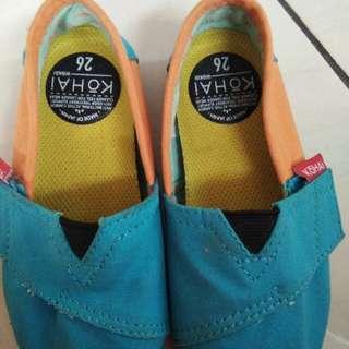 Sepatu wakai kohai ori size 26