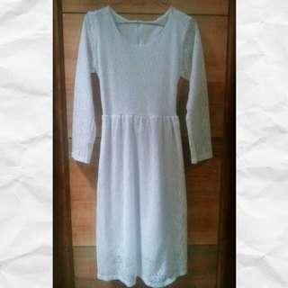 MAF Whitie Dress