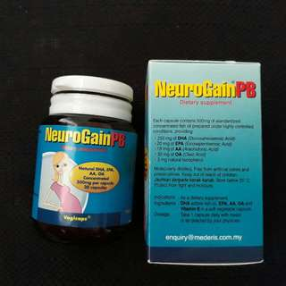 Neurogain for preggy mommy