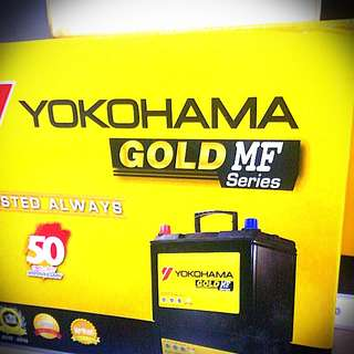 YOKOHAMA NS60L BATTERY