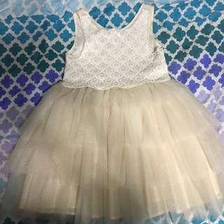 Off-white tutu dress - 8yo above