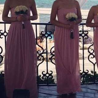 Bridesmaid dress Alfred Sung