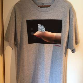 Diamond supply Co T-shirt Large