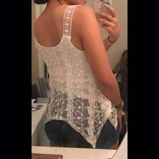 SUZY SHIER Tank Shirt