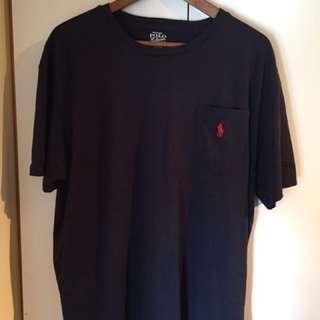 Polo Ralph Lauren T-shirt BLUE size: L