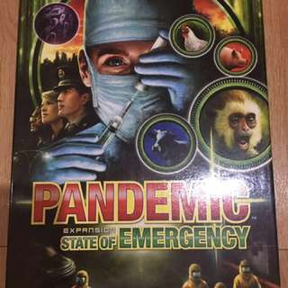 Pandemic State of Emergency