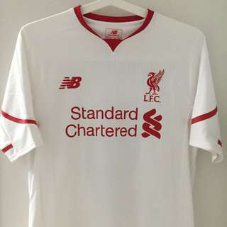 Liverpool 15/16 Away Kit