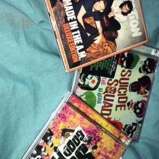 CD x3