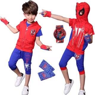 spiderman(kid suit)