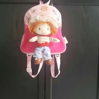 Strawberry Shortcake Girl Backpack