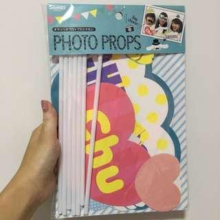 Cinnamoroll cute photobooth props - Sanrio Original