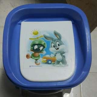 Trainee potty