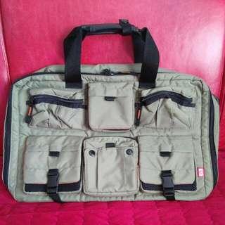 HP多功能手提袋 斜背袋
