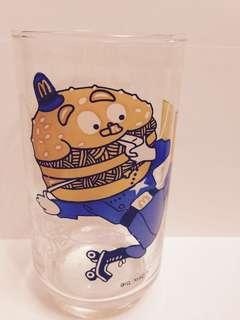 麥當勞巨無霸玻璃杯(1982年)  McDonald's Big Mac Glass 1982's