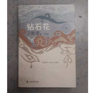 Chinese Fiction Book :《钻石花》by 倪匡 Book # 1