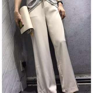 版型超好高腰西裝褲