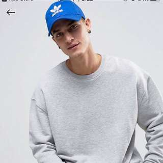 Adidas Cap 藍