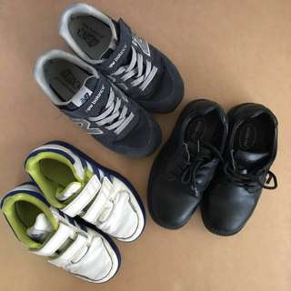 New Balance, Adidas, Stride Rite Bundle