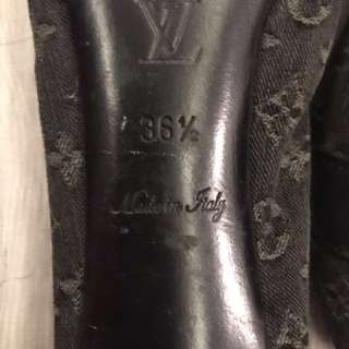 Authentic Louis Vuitton Shoes