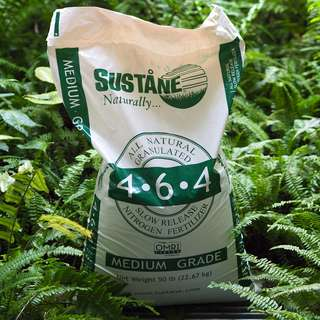 *Clearance Sale*Suståne® 4-6-4 Organic Granulated Slow Release Nitrogen Fertilizer (22.67KG) FREE DELIVERY