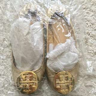 Preloved Tory Burch flat shoes