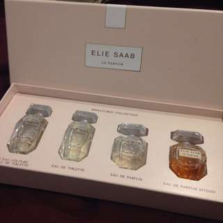 Elie Saab miniatures collection