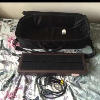 [Used] Pedalizer mini size pedal board