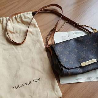 Louis Vuitton Favorite