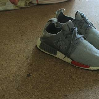 Adidas NMD XR1 Grey Red