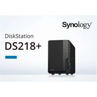 [DECEMBER PROMO] Synology DiskStation DS218+ 2-Bay Diskless Network Attached Storage