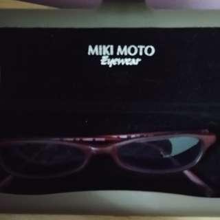 eyewear mikimoto japan