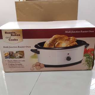 Multi-function Roaster Oven