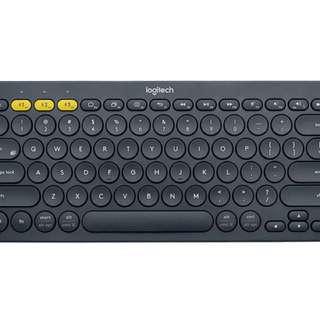 LOGITECH K380 跨平台藍牙鍵盤(黑) 95%新