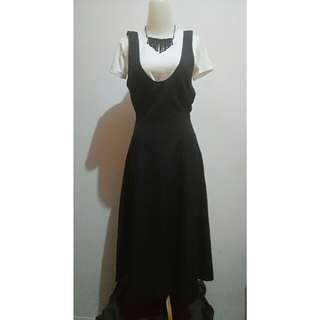 Black Overall (not include inner & necklace)