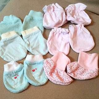 All Baby socks