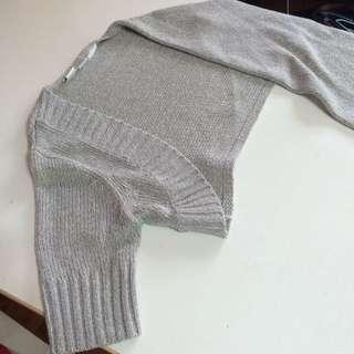 GG5 Grey Cardigan/Sweater