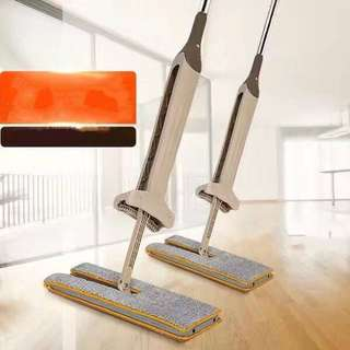 Hand-Free Mop