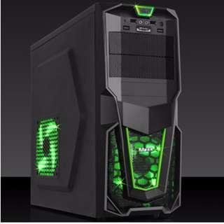 砌機 電腦 Intel i5-7500 GTX1050Ti 打機首選