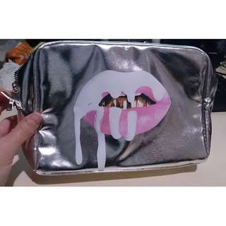 Kylie cosmetics 2016 holiday edition make up bag