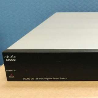 Cisco SG200-26 Gigabit Switch