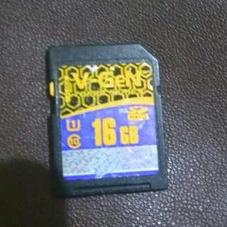 Memori kamera V-gen 16 gb