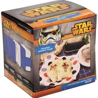 Star Wars: R2-D2 Pouch Sandwich Shaper Toy